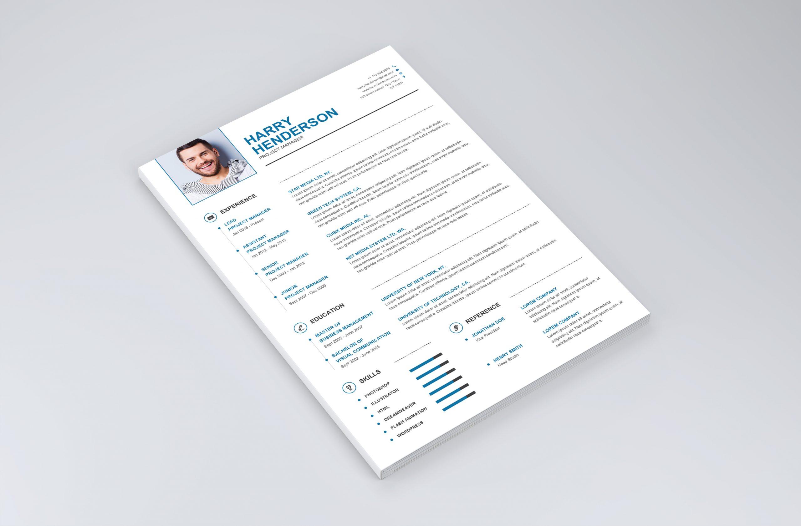 CV Formal to Download
