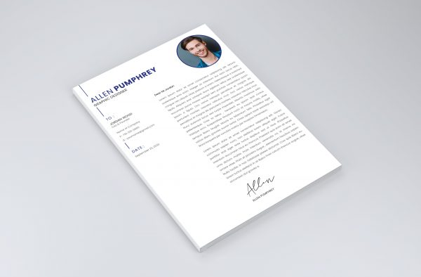 Best Cover Letter Word Template