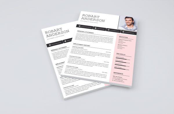 Best Resume Template 2021