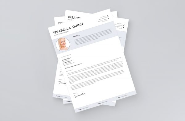 Cleaner Cover Letter Template