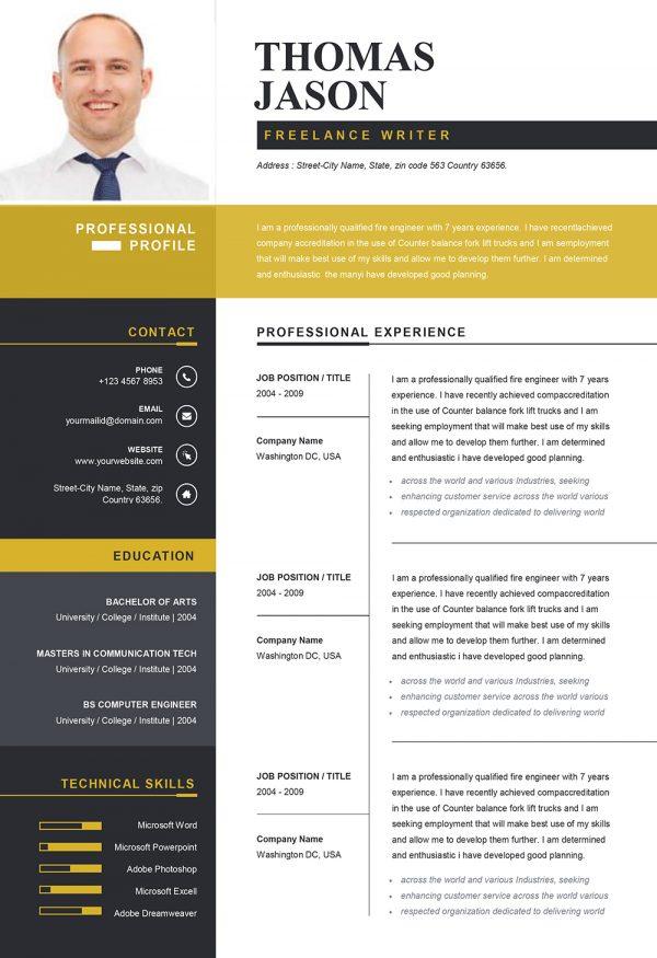 CV Design to Download