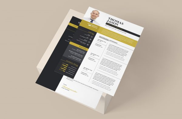 Cover Letter Design to Download