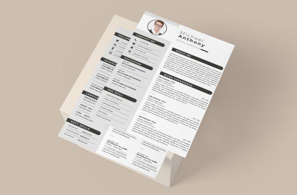 Creative Resume Design